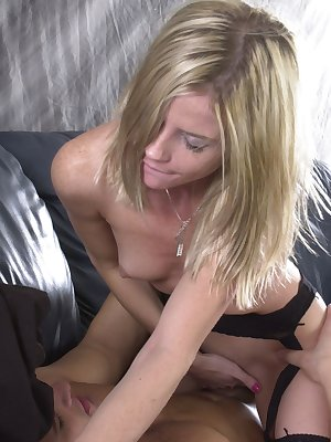 Michelle gets her pussy licked and fucked