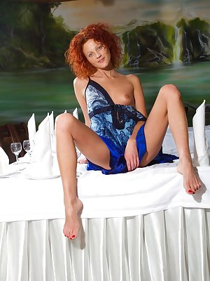 Nalla strips and bares her tight nubile body with fresh and natural assets.