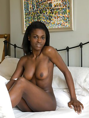 An ultimate sugar rush with Aubrey, with   her delicious ebony complexion, puffy   nipples, and a sweet, decadent ass.
