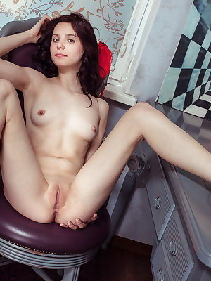 This incredible doll has a great passion for showing off that fine pink pussy whenever she is a really classy environment.
