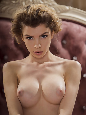 All she needs is you and your eyes to embrace her beauty and stunning pussy ever, every time she poses.