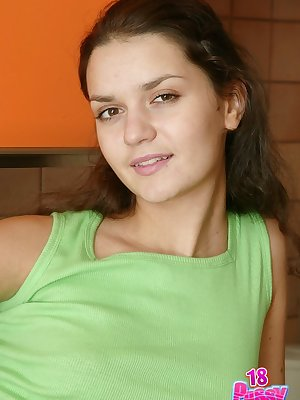 Daniella is a lustful babe who can drive a man into ecstasies with her firm body and fetching tits.