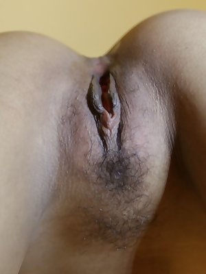 Filipina spinner Fa drips cum from her twat after bareback fucking a foreigner