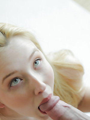 Samantha Rone has her pussy licked and givers a blowjob in return